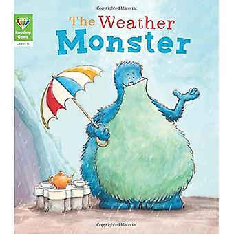 Reading Gems: The Weather Monster (Level 4) (Reading Gems)