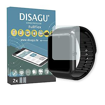 AsiaLONG sports Smartwatch display protector - DISAGU FullFlex protector