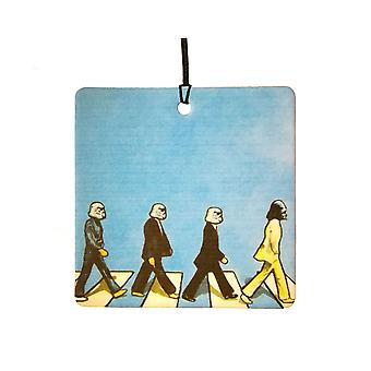 Abbey Road Star Wars Car Air Freshener