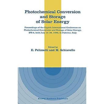 Fotokjemisk konvertering og lagring av Solar energi foredrag på den åttende internasjonale konferansen om fotokjemisk konvertering og lagring av Solar energi IPS8 holdt juli 1520 1990 bleke av PELIZZETTI & E.