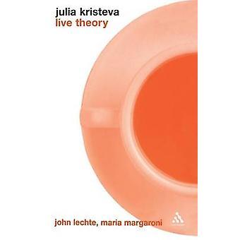 Julia Kristeva teoria ao vivo por Lechte & John