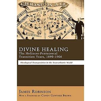Divine Healing The HolinessPentecostal Transition Years 18901906 by Robinson & James