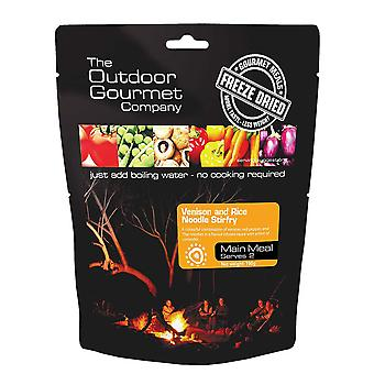 Outdoor Gourmet Venison Strifry (Double)