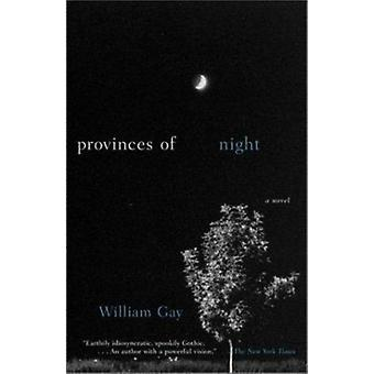 Provinces of Night by William Gay - 9780385499286 Book