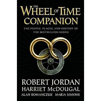 The Wheel of Time Companion - The People - Places - and History of the