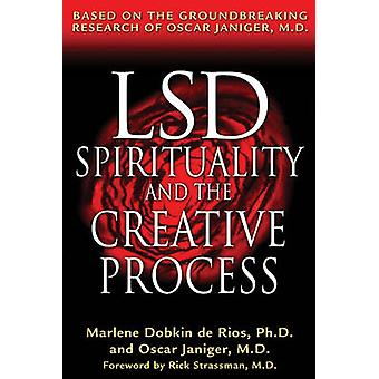 LSD - Spirituality and the Creative Process - Based on the Groundbreak