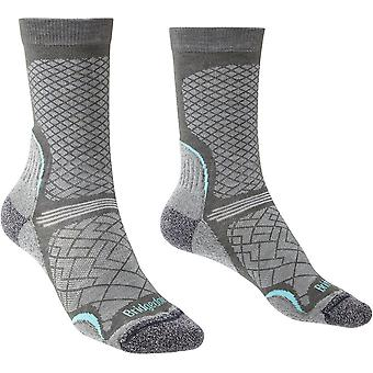 Bridgedale Womens Hike Ultralight Coolmax Performance Socks