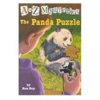 The Panda Puzzle by Ron Roy - John Gurney - 9780756911317 Book