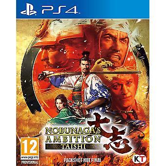 Nobunaga's Ambition Taishi PS4 Game