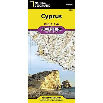 Cyprus by National Geographic Maps