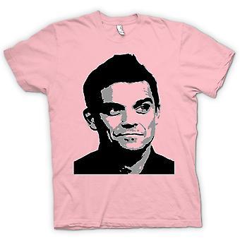 Womens T-shirt - Robbie Williams - Pop Art