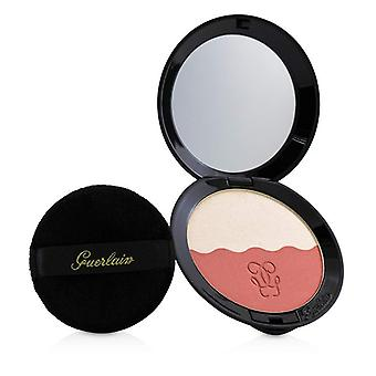 Guerlain Two Tone Blush (blush & Highlighter) - 03 Soft Coral - 6.5g/0.22oz