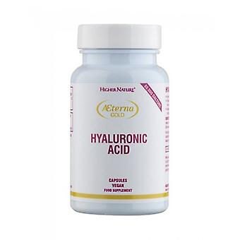 Higher Nature Aeterna Gold Hyaluronic Acid Capsules 30