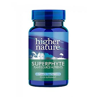 Higher Nature SuperPhyte Vegetable Capsules 90
