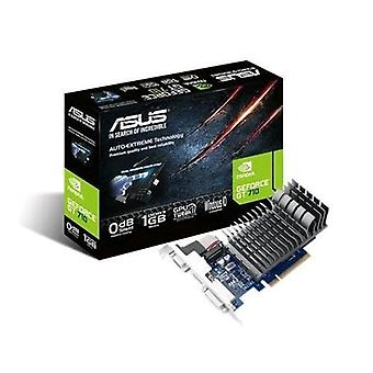 Asus 710-1-sl graphics card nvidia geforce gt710 1gb ddr3 1,800 mhz pci express 2.0 interface