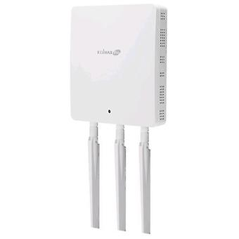 Edimax access point ac1750 poe 3 orientable antennas ac dual band wall mount 2xgigalan
