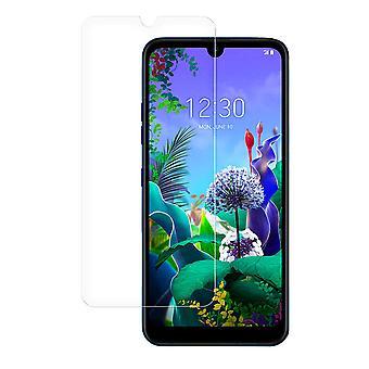 LG Q60 Härdat Glas Skärmskydd Retail