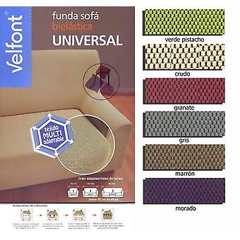 Sofá verde Universal Velfont caso 2 lugar 130 X 185 Cm (textil, fundas de sofá)