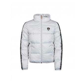 Ea7 Junior Tape Logo Padded Jacket