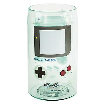 Nintendo Gameboy Pint Glas