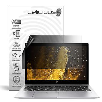 Celicious Privacy Lite 2-Way Anti-Glare Anti-Spy Filter Screen Protector Film Compatible with HP EliteBook 850 G5 (Touch)