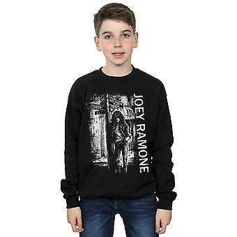Joey Ramone Boys Street skilt genser