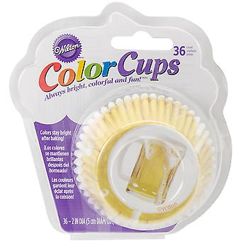 ColorCup Standard Baking Cups-Beer 36/Pkg W2867