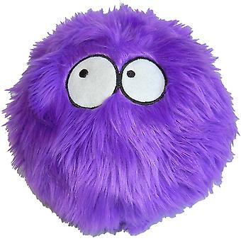 goDog FurBallz with Chew Guard Large-Purple 770121
