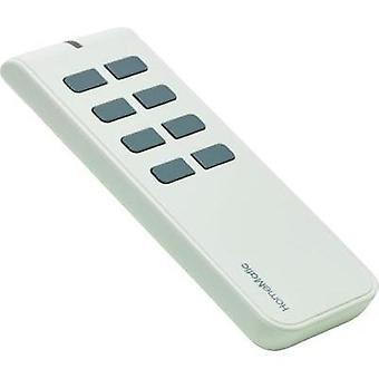 HomeMatic Cordless remote control 132747A0A 8-channel Max. range (open field) 100 m