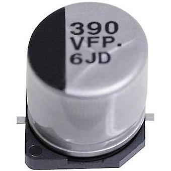 Electrolytic capacitor SMD 100 µF 50 V