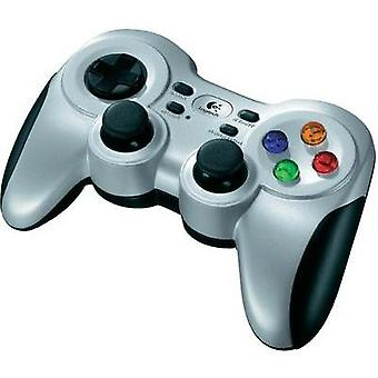 Gamepad Logitech PC Silver