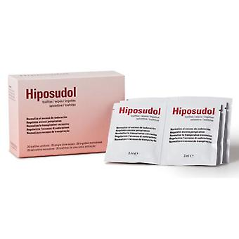 Hiposudol 20 towelettes 3ml (Woman , Cosmetics , Skin Care , Facial Cleansing)