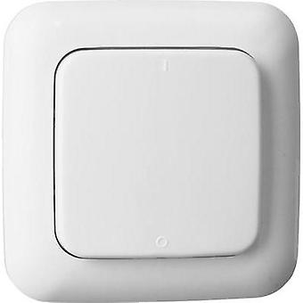 Smartwares SH5-TSW-A Wireless wall-mounted switch 1-channel Max. range (open field) 50 m
