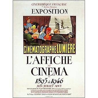 Affiche De Cinema De 1895 ein 1946 L Movie Poster (11 x 17)