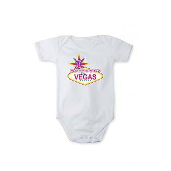 Romper with pressure baby Bodysuit I happened in Vegas in different languages