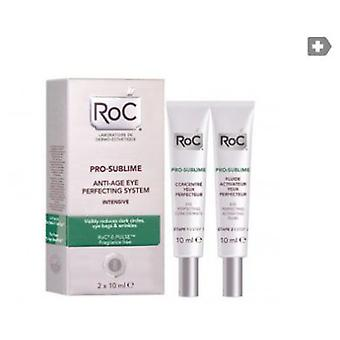 Roc Pro Anti Age Sublime Eyes 2x10ml (Cosmetics , Facial , Eye creams and treatments)