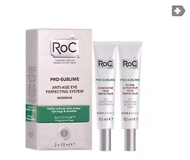 Roc Pro Anti Age Sublime Eyes 2x10ml (Kosmetik , Gesicht , Augenkonturen)