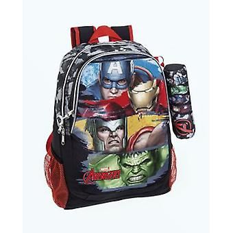 Safta Day Pack Adaptable Carro Avengers Gallery Edition (Toys , School Zone , Backpacks)