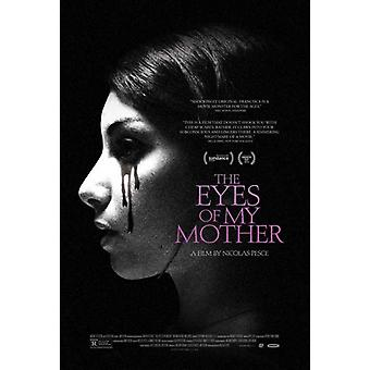 The Eyes of My Mother Movie Poster (11 x 17)