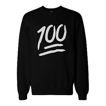 100 Points Cute Sweatshirt Back To School Unisex Sweat Shirt