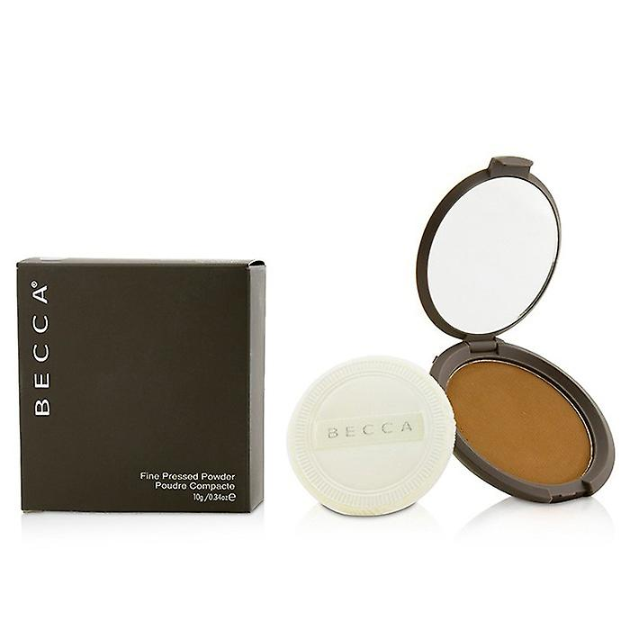 Becca Fine Pressed Powder - # Cocoa 10g/0.34oz