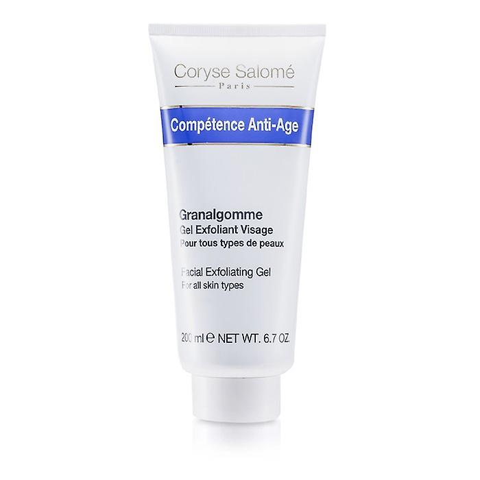 Coryse Salome Competence Anti-Age Facial Exfoliating Gel 200ml / 6.7oz