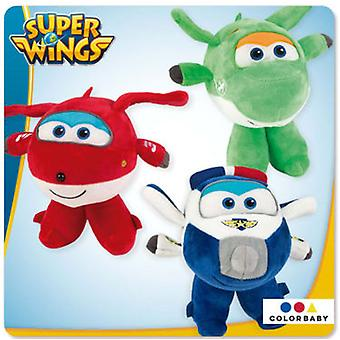 Colorbaby Teddy Superwings Assortments (Toys , Preschool , Dolls And Soft Toys)