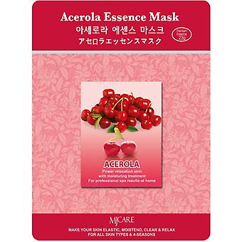 MJ Care Acerola Facial Mask (Cosmetics , Facial , Facial Masks)