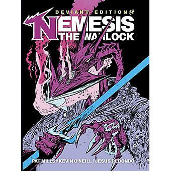 Nemesis The Warlock: Deviant Edition (2000 Ad) (Hardcover) by Mills Pat O'Neill Kevin