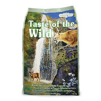 Taste of the Wild Rocky Mountain Feline Formula with Roasted Venison & Smoked Salmon