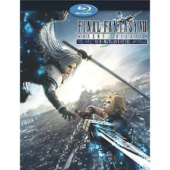 Final Fantasy VII: Advent Children [BLU-RAY] USA import