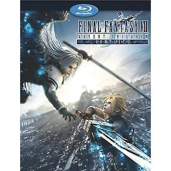 Final Fantasy VII: Advent Kinder [BLU-RAY] USA importieren