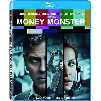 Money Monster [Blu-ray] USA import