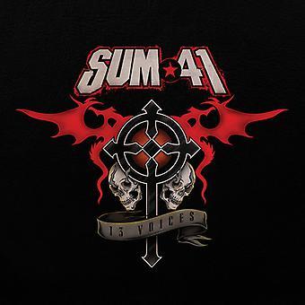 Sum 41 - 13 Voices [Vinyl] USA import